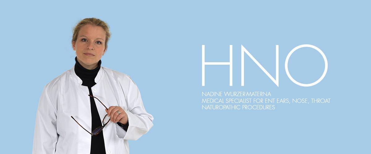 ENT Ears, Nose, Throat Physician Wurzer-Materna Augsburg Haunstetten